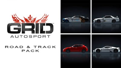 GRID Autosport - Road & Track Car Pack DLC