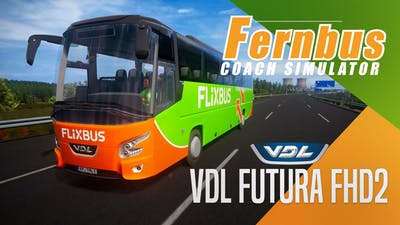 Fernbus Simulator - VDL Futura FHD2 - DLC