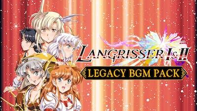 Langrisser I & II - Legacy BGM Pack - DLC