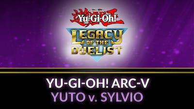 Yu-Gi-Oh! ARC-V Yuto v. Sylvio - DLC