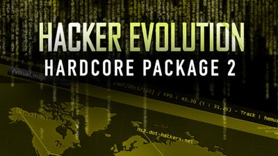Hacker Evolution: Hardcore Package Part 2 DLC