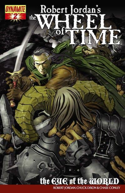 Robert Jordan's Wheel of Time #2