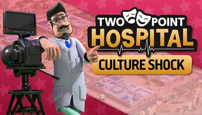 Two Point Hospital: Culture Shock - DLC