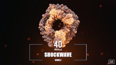 40 Shockwave Particles Bundle