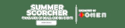 SUMMER SCORCHER Takeover Header