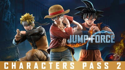 JUMP FORCE - Characters Pass 2 - DLC