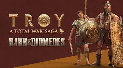 A Total War Saga: TROY - Ajax & Diomedes - DLC