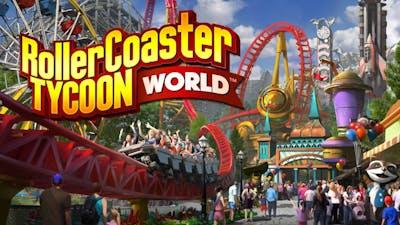 RollerCoaster Tycoon World™