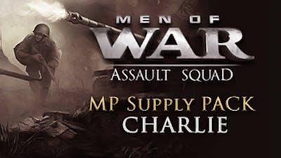 Men of War: Assault Squad - MP Supply Pack Charlie DLC