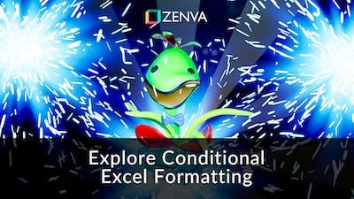 Explore Conditional Excel Formatting