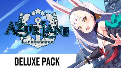 Azur Lane: Crosswave – Deluxe Pack - DLC