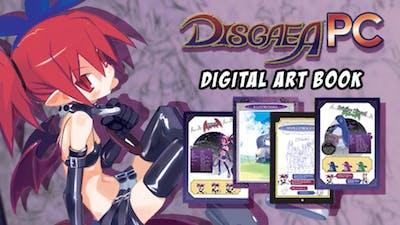Disgaea PC - Digital Art Book DLC