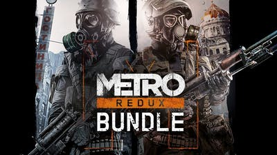 Metro Redux Bundle 24 Hour Ridiculously Low Steam Special | Fanatical
