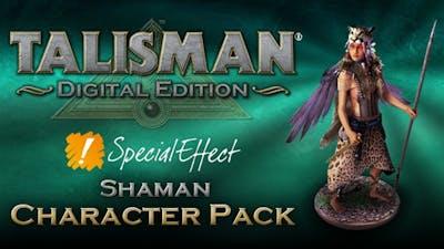 Talisman - Character Pack #10 - Shaman - DLC