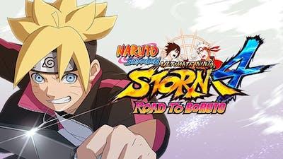 NARUTO SHIPPUDEN: Ultimate Ninja STORM 4 Road to Boruto Expansion - DLC