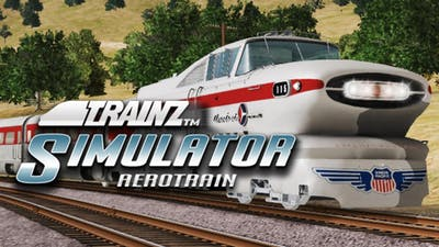 Trainz Simulator 12: Aerotrain DLC