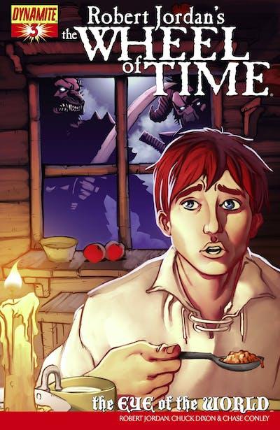 Robert Jordan's Wheel of Time #3