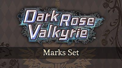 Dark Rose Valkyrie: Marks Set