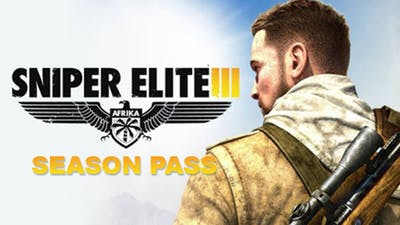 Sniper Elite 3 Season Pass DLC