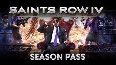 Saints Row IV: Season Pass DLC