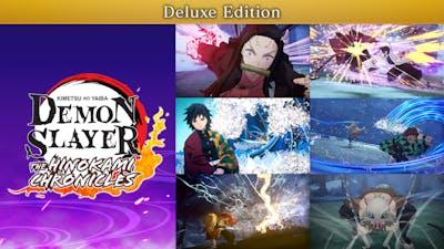 Demon Slayer -Kimetsu no Yaiba- The Hinokami Chronicles Digital Deluxe Edition