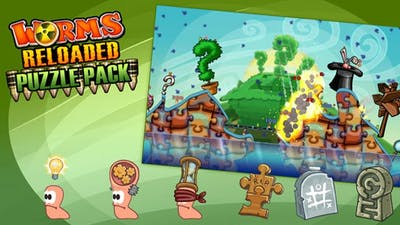 Worms Reloaded: Puzzle Pack DLC