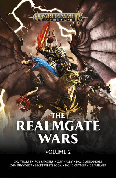 Warhammer Age of Sigmar: The Realmgate Wars: Volume 2