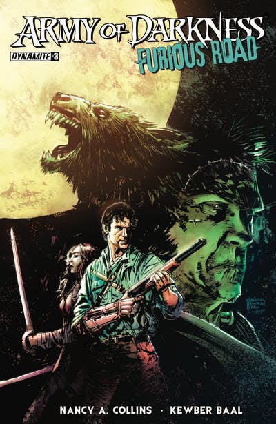 Army of Darkness Furious Road #3