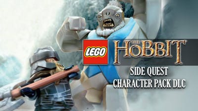 LEGO The Hobbit - Side Quest Character Pack DLC