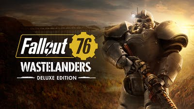 Fallout 76: Wastelanders Deluxe Edition (Digital PC)