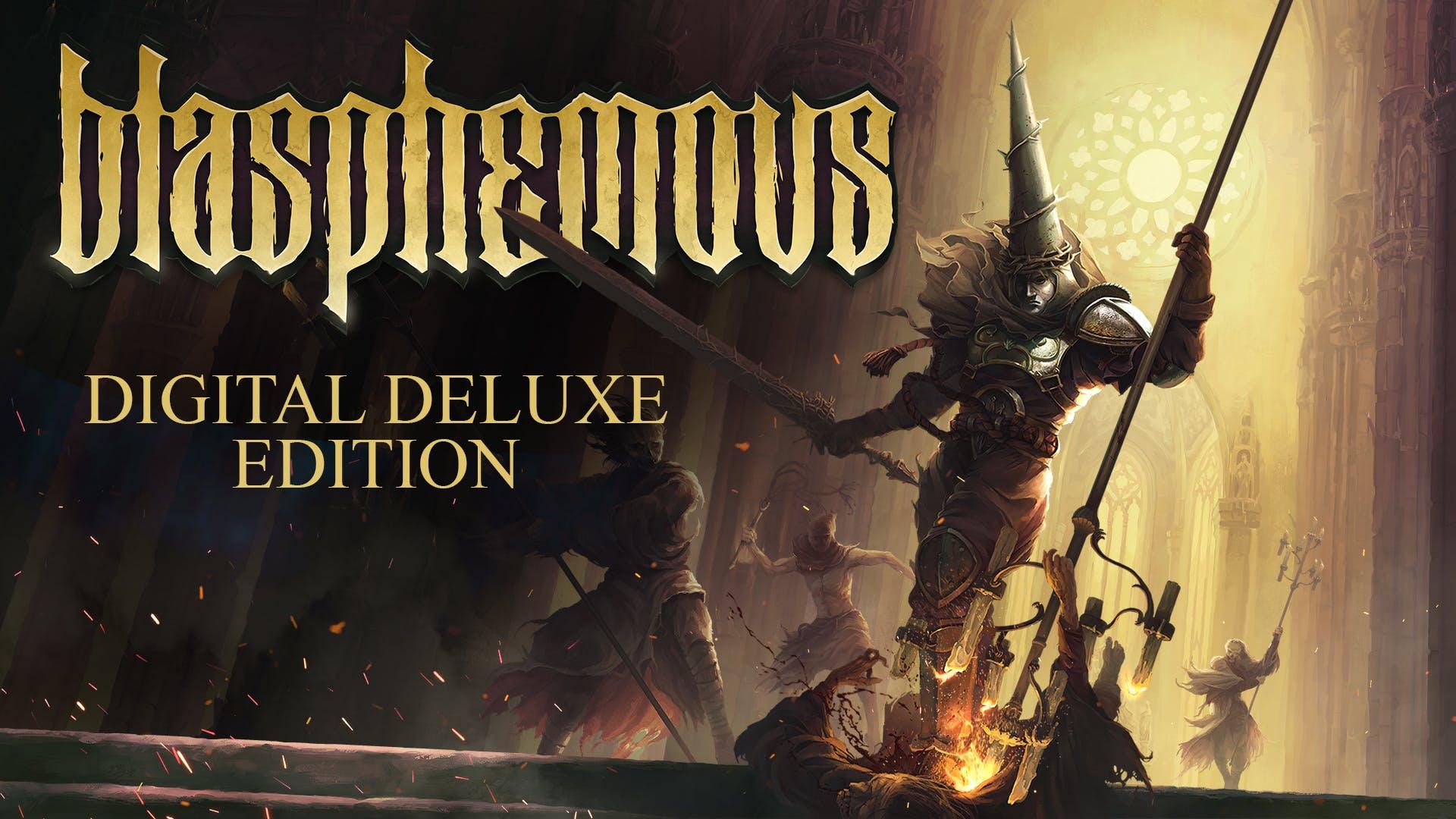 Blasphemous - Digital Deluxe Edition