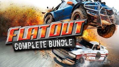 FlatOut Complete Bundle