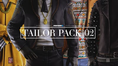 PAYDAY 2: Tailor Pack 2