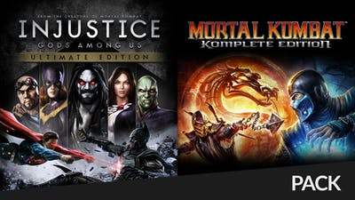 Injustice vs Mortal Kombat Pack