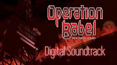 Operation Babel: New Tokyo Legacy - Digital Soundtrack DLC
