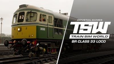 Train Sim World: BR Class 33 Loco Add-On
