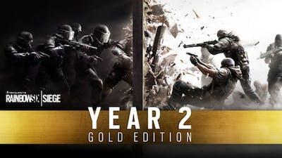 Tom Clancy's Rainbow Six Siege - Year 2 Gold Edition