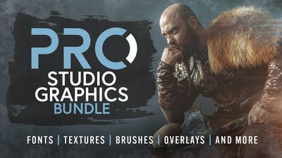Pro Studio Graphics Bundle