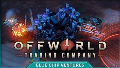 Offworld Trading Company - Blue Chip Ventures DLC