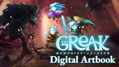 Greak: Memories of Azur - Artbook