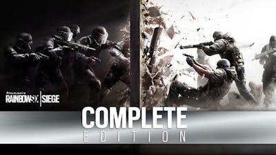 Tom Clancy's Rainbow Six: Siege Complete Edition