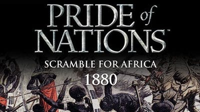 Pride of Nations: The Scramble for Africa DLC