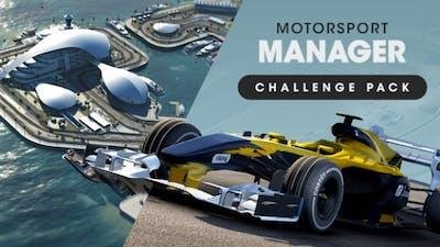Motorsport Manager - Challenge Pack - DLC