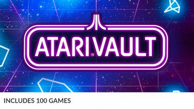 Atari Vault for PC, Mac & Linux (Download)