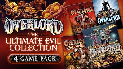 Overlord: Ultimate Evil Collection
