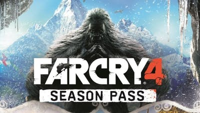 Far Cry 4 Season Pass DLC