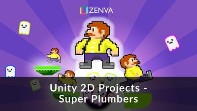 Unity 2D Projects – Super Plumbers