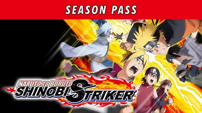 NARUTO TO BORUTO: SHINOBI STRIKER Season Pass - DLC
