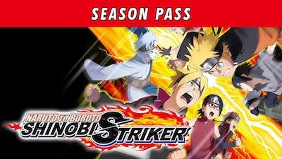 NARUTO TO BORUTO: SHINOBI STRIKER Season Pass | PC Steam