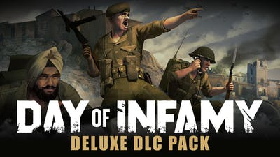 Day of Infamy - Deluxe DLC (Unit Starter Pack and Soundtrack)